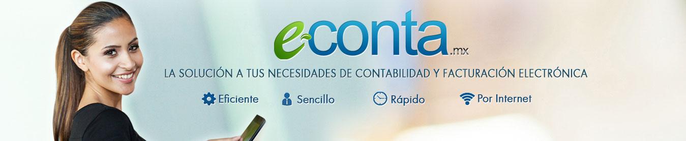 Ayuda e-conta.mx
